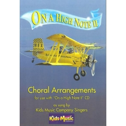 On A High Note 2 - Book of Arrangements