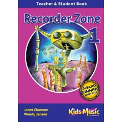 Recorder Zone 1 - Teacher's Manual