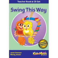Swing This Way - Teacher Bk & CD set