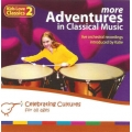 More Adventures in Classical Music - CD