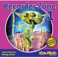 Recorder Zone 1 - CD